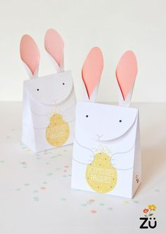 DIY la boîte à Bunny pour Pâques à télécharger sur zü. (http://zugalerie.blogspot.fr/2013/03/la-bunnyhouse-de-paques-telecharger.html)