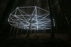 Spin, 2006,electroluminescent wire, steel cable  https://www.djpeter.co.za