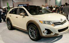 Venza Toyota model - http://autotras.com