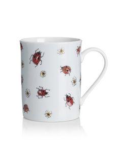 Ladybird Mug-Marks & Spencer