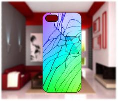 Cracked Out Case For IPhone 5, IPhone 4/4S, Samsung Galaxy S2, Samsung Galaxy S3 Hard Case