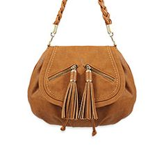 Molly Braided Flap Over Bag