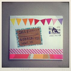 I love snail mail!!!! It's the best type of mail for sure!