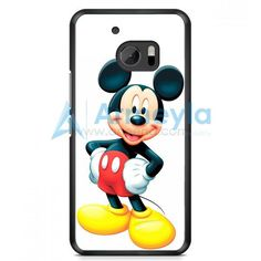 Mickey Mouse White Hole HTC One M10 Case   armeyla.com