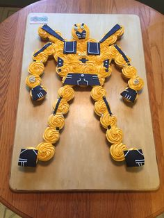 Transformer cupcakes More