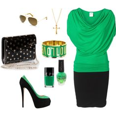b0a10cf0 40 Best St. Patrick's Day OUTFITS!!!!!!!! images | Ootd, Outfit of ...