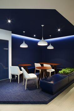 Robarts Spaces - Yuan Capital Interior Architecture, Interior Design, Office Space Design, Corporate Interiors, Offices, Interior Inspiration, Spaces, Table, Furniture