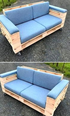 DIY Pallet Couches, New DIY Pallet Couches, New DIY Pallet Couches, Por favor, toma asiento: con solo 8 palés puedes . - DIY Pallet Couches Diy home decor Diy home decor The Elite Pallet-Tiki Bar/Personalized Bar July Sale Diy Pallet Couch, Diy Couch, Pallet Beds, Diy Furniture Couch, Pallet Patio Furniture, Furniture Ideas, Sofa Ideas, Inexpensive Furniture, Furniture Websites
