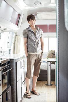 KimWooBin For merrellkorea Collection 2016 S/S CR :: merrellkorea