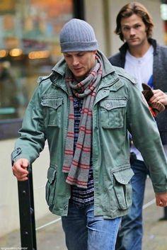 Jensen Ackles - Jared Padalecki