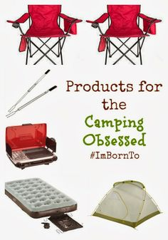 Our top #camping product picks!