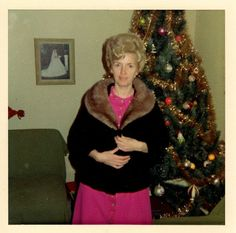 A Christmas fur, perhaps?