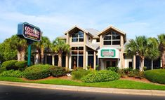 Carolina Roadhouse - One of our favorite Myrtle Beach restaurants!