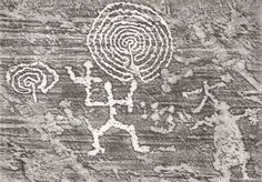 Incisioni rupestri della Val Camonica, dal Mesolitico all'Età del Ferro