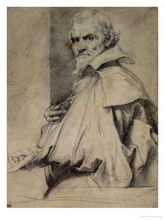 Sir Anthony Van Dyck, Orazio Gentileschi