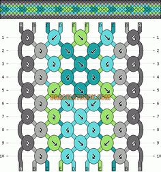 10 strings 5 colors