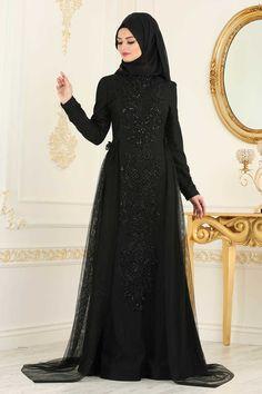 ce80e370d9d2 87 Best Hijab evening dress images