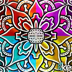 Symmetry In Design radial designs - lessons - tes teach