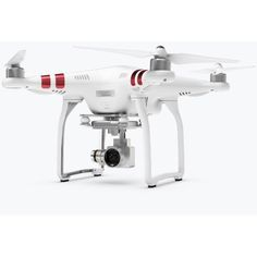 DJI Phantom 3 Standard Quadcopter, White