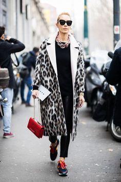 Leopard chic: Πώς να αναδείξεις την άγρια θηλυκότητά σου χωρίς υπερβολές! - JoyTV