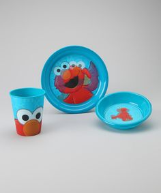 Every meal becomes one to remember when little ones get to eat with their favorite Sesame. Baby PlatesSesame Street ... & Sesame Street Dinnerware Elmo Cookie Monster Plate Bowl Fork Spoon ...