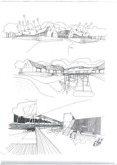 Exercise 4- Precedent work from Architect's Sketchbook (4)