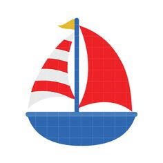 Cute Sailboat Clipart   Clipart Panda   Free Clipart Images
