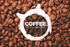 Check out Handcrafted Coffee Design Bundle by Layerform on Creative Market Online Graphic Design, Real Coffee, Bristol Board, Badge Logo, Business Illustration, Coffee Design, Photoshop Brushes, Business Card Logo, Design Bundles