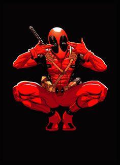 Hip-Hop Deadpool - Dave Seguin
