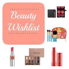 5 Things Currently On My Beauty Wish List... That stila palette is my favorite!