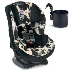 Black Friday 2014 Britax E9LK31Q Pavilion 70-G3 Convertible Car Seat w Cup Holder - Cowmooflage from Britax USA Cyber Monday