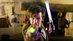 Pin for Later: Matt Smith Will Always Be Our Favorite Doctor The One, the Only