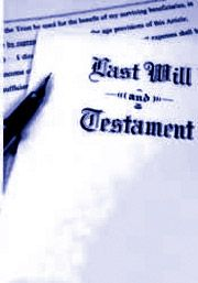 How to Write a Will ~It's never too early! As much as its not something fun to do its got to be done!!