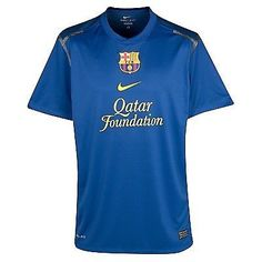 NIKE FC BARCELONA PRE MATCH TOP FOOTBALL 2012/13 STORM BLUE.