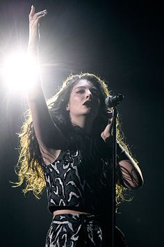 Lorde's Just-Released 'Mockingjay' Single Is Going to Give You Major Chills (Consider Yourself Warned)