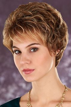 """"""""""" Petite Bonnie by Henry Margu Wigs – Lace Front Wig """""""" Sale Wigs Short Hair Dos, Short Curly Wigs, Short Hair With Layers, Short Hair Cuts For Women, Layered Hair, Short Hairstyles For Women, Short Hair Styles, Henry Margu Wigs, Short Lace Front Wigs"""