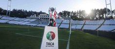 Sorteio da 4.ª eliminatória da Taça de Portugal decorreu há momentos na sede da FPF.Esta eliminatória realizar-se-á a 20 de novembro, salvo impedimentos