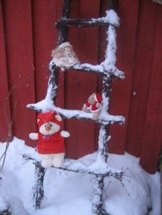 Christmas at home in Finland