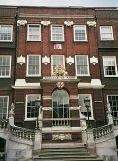 City of London, Royal College of Arms