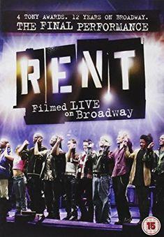 Rent Musical DVD