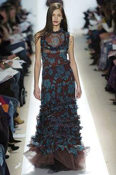 Tuleh Fall 2005 Ready-to-Wear Fashion Show - Katja Shchekina