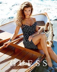 Guess Spring/Summer 2014 Campaign with Samantha Hoopes