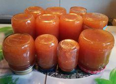 Πανεύκολη σπιτική Μαρμελάδα μήλο γεμάτη αρώματα Pillar Candles, Sweet Recipes, Canning, Home Canning, Candles, Conservation
