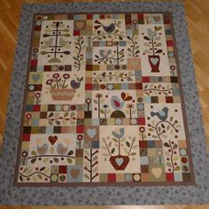 Litamora's Quilt & Design: My two blocks for the Curve it up QAL and some quilting