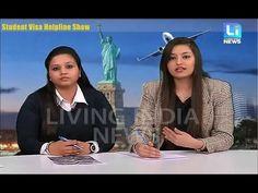 Watch Live Visa Helpline Show - Western Overseas Live Tv Show, Ielts, Westerns, Tv Shows, Student, Watch, Clock, College Students
