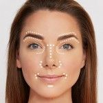 Your Foolproof Concealer Map • I swear Makeup.com has the most awesome beauty tips, tricks & tutorials!