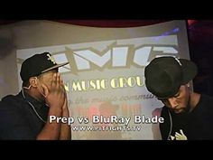 PIT FIGHTS BATTLE LEAGUE : WWC: PREP VS BLURAY BLA