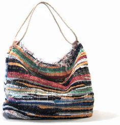 Boho chic shoulder kilim bag large boho bags by maslinda on Etsy Hippie Bags, Boho Bags, Fashion Bags, Fashion Accessories, Diy Fashion, Fashion Ideas, Bohemian Fashion, Jewelry Accessories, Boho Stil