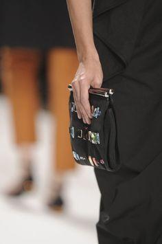 Dries Van Noten at Paris Fashion Week Spring 2012 - Details Runway Photos