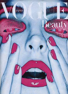 Dajana Antic by Ben Hassett for Vogue Japan January 2015